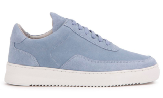 Filling Pieces Low Mondo Ripple Sky Blue