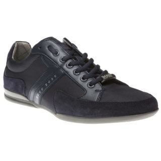 BOSS Green Spacit Trainers (blauw)