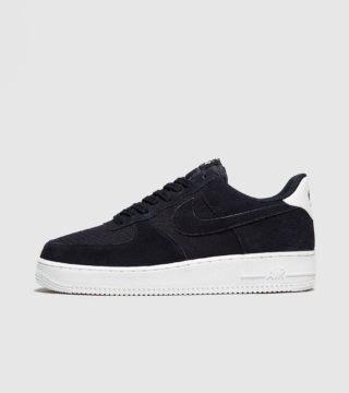 Nike Air Force 1 '07 (zwart)