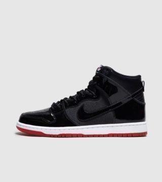 Nike SB Dunk Hi 'Rivals Pack' (zwart)