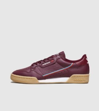 adidas Originals Continental 80 (rood)