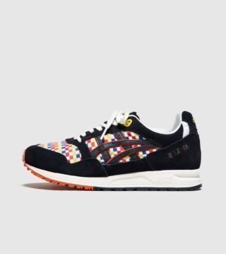 ASICS TIGER GEL-SAGA 'Balloon Fiesta' Dames -size?exclusive (zwart)