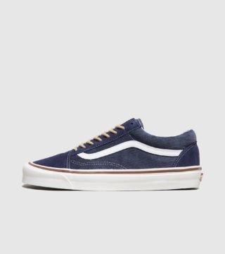 Vans Anaheim Old Skool 36 DX Cord (blauw)