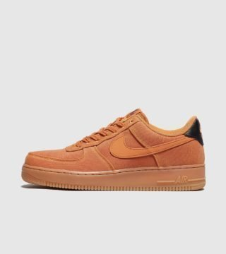 Nike Air Force 1 '07 LV8 Canvas (oranje)