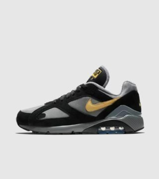Nike Air Max 180 Dames (zwart)