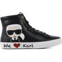 Karl Lagerfeld Kl60150 zwart