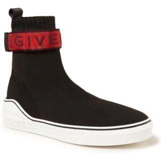 Givenchy TR3 Runner sneaker met details van kalfsleer
