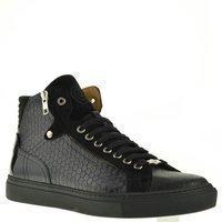 Gino Bianchi Heren sneakers zwart
