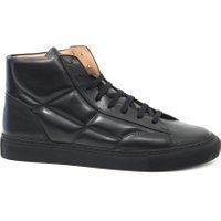 Gino-B Ivory 18506 sneakers zwart