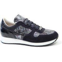 Gino-B Ibiza 184w-140 sneakers blauw