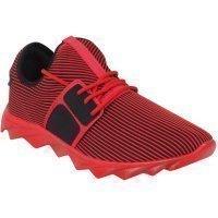 Tamboga Lage heren sneakers rood