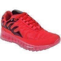 Tamboga Lage heren sneakers air rood