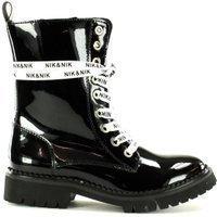 Nik & Nik Sneakers zwart