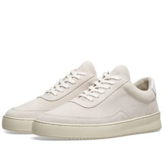 Aspesi x Filling Pieces Low Sneaker (White)
