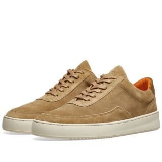 Aspesi x Filling Pieces Low Sneaker (Brown)