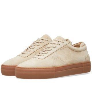 Axel Arigato Platform Sneaker (Brown)