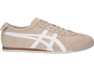 Onitsuka Tiger MEXICO 66 (taupe/wit)