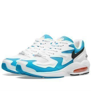 Nike Air Max2 Light (Blue)