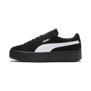PUMA PUMA Vikky Stacked sneakers (Wit/Zwart)