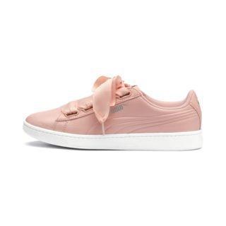 PUMA PUMA Vikky v2 Ribbon Core sneakers (Roze/Wit/Zilver)