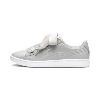 PUMA PUMA Vikky v2 Ribbon Core sneakers (Grijs/Wit/Zilver)