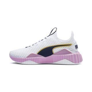 PUMA Defy sneakers (Wit/Roze)