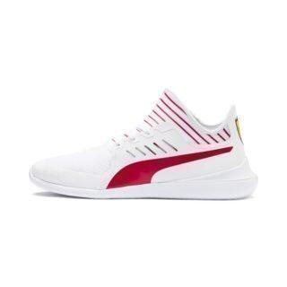 PUMA Ferrari Evo Cat Mace sneakers (Wit/Rood)