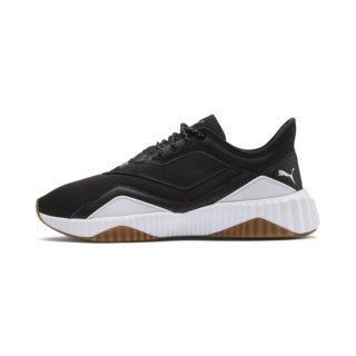 PUMA Defy Stitched Training Shoes (Wit/Zwart)