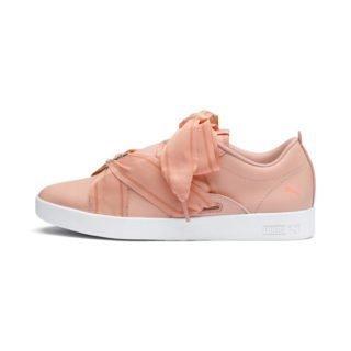 PUMA PUMA Smash schoenen met gesp (Roze)