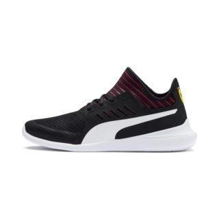 PUMA Ferrari Evo Cat Mace sneakers (Wit/Zwart)