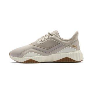 PUMA Defy Stitched Training Shoes (Grijs/Wit/Zilver)