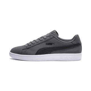 PUMA PUMA Smash v2 Buck Sneakers (Zwart/Grijs)