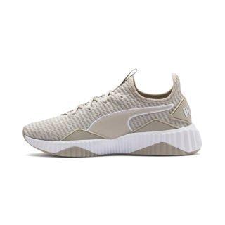 PUMA Defy sneakers (Grijs/Wit/Zilver)