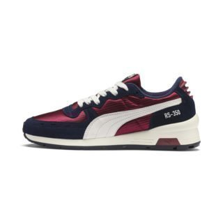 PUMA RS-350 Sneakers (Blauw/Rood)