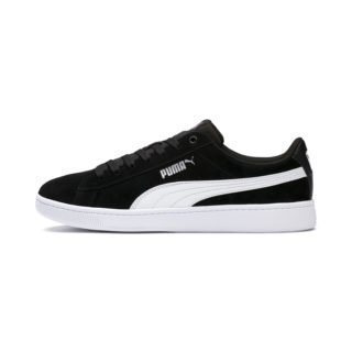 PUMA PUMA Vikky v2 sneakers (Zilver/Zwart/Wit)