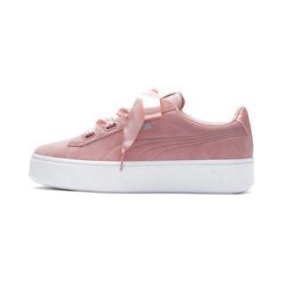 PUMA PUMA Vikky Stacked Ribbon sneakers (Roze)
