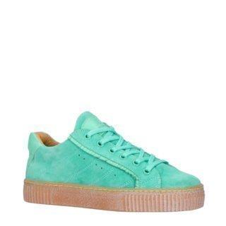JOCHIE&FREAKS 195102640 sneaker suede (blauw)