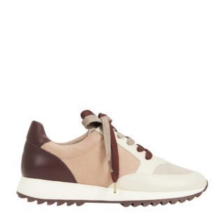 Parfois Bicolor sneakers (bruin)