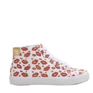 Mango Kids sneakers rood/wit (rood)