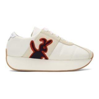 Marni Dance Bunny Off-White Bigfoot Sneakers