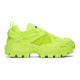 Juun.J Yellow Volume 3 Sneakers