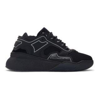 Stella McCartney Black Loop Sneakers