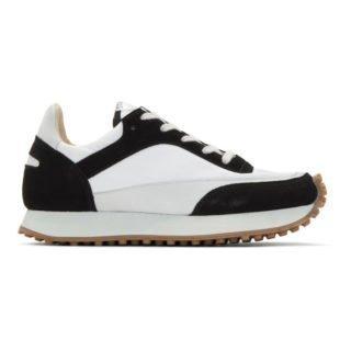 Spalwart White Tempo Sneakers