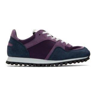 Spalwart Purple Marathon Trail Sneakers