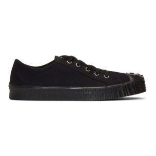 Spalwart Black Special Low BS Sneakers