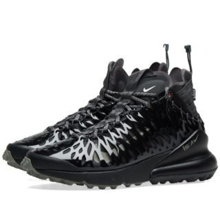 Nike Air Max 270 ISPA (Black)
