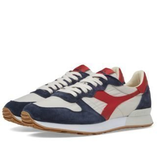 Diadora Camaro - Made in Italy (Blue)