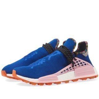 Adidas by Pharrell Williams SOLARHU NMD (Blue)