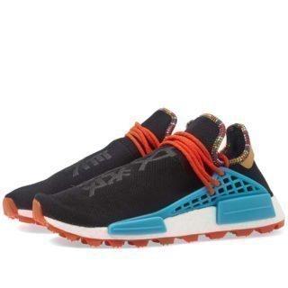 Adidas by Pharrell Williams SOLARHU NMD (Black)
