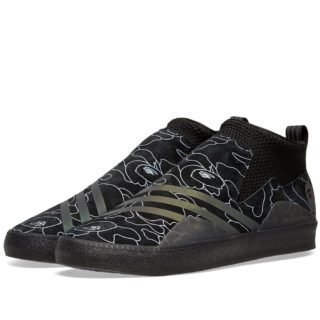 Adidas Consortium x Bape 3ST.002 (Black)